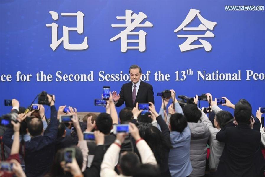 وزیر خارجه چین: آمریکا تفکر بازی مجموعه صفر را کنار بگذارد
