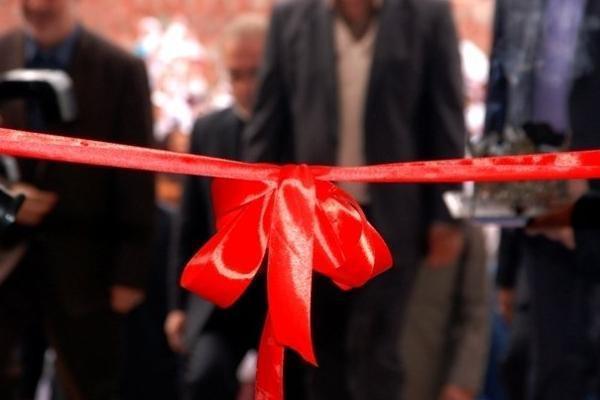 افتتاح پروژه های خاتم، دورترین روستای استان یزد گازدار شد