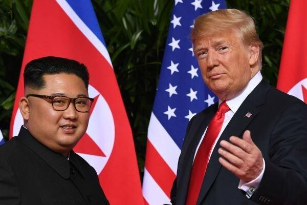 ترامپ: دستور دادم تحریم های جدید کره شمالی باطل شوند