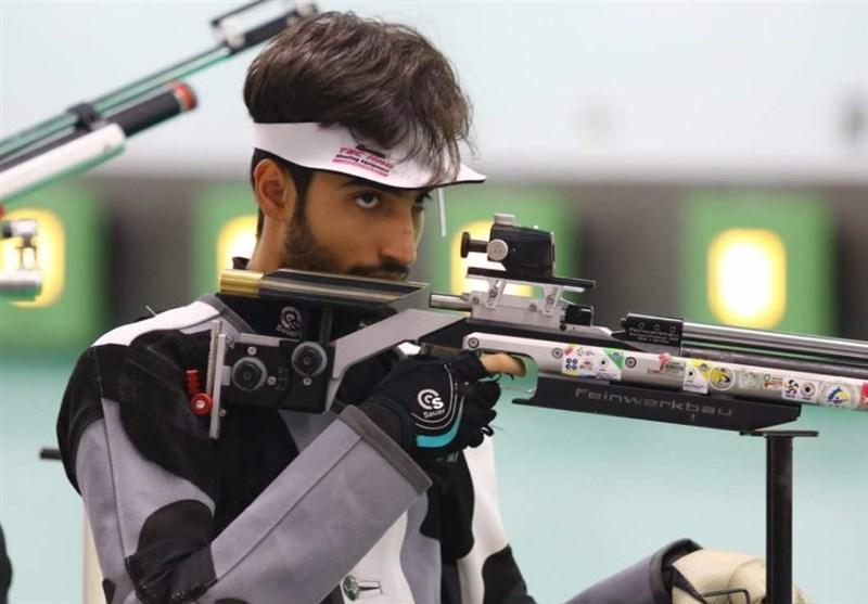 مسابقات جهانی تیراندازی، حذف هر سه نماینده کشورمان در تفنگ 10 متر مردان