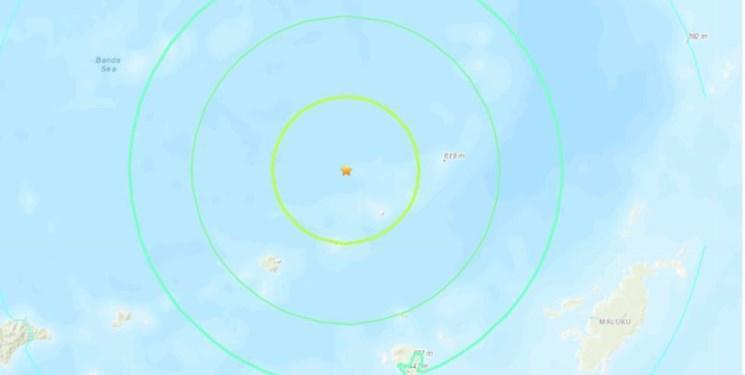 زمین لرزه 7.3 ریشتری اندونزی را لرزاند