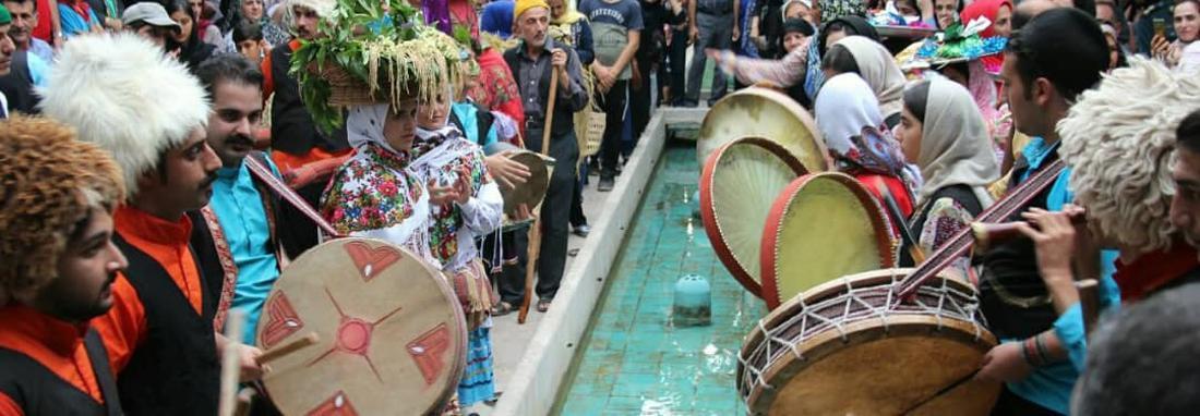 تصاویر جشن سال نو طبری در شمال کشور ؛ سال 1531 مازندرانی آغاز شد ، مازندرانی ها گاهشمار ساسانیان را احیا می کنند