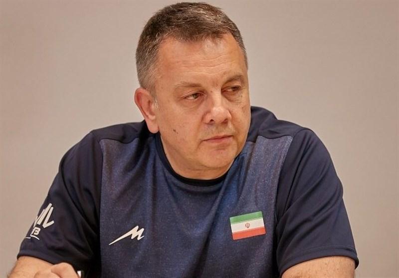 کولاکوویچ: روسیه در دفاع بهتر از ما عمل کرد، از بازی بازیکنانم رضایت دارم