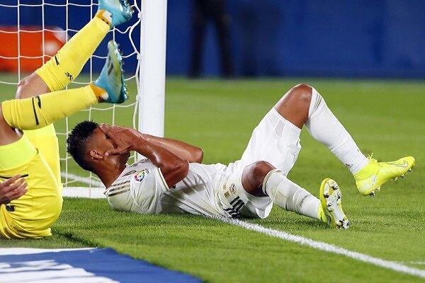 رئال مادرید بردن را فراموش نموده است!