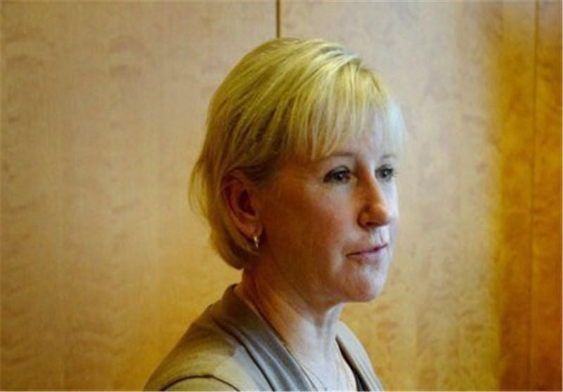 وزیر خارجه سوئد استعفا کرد