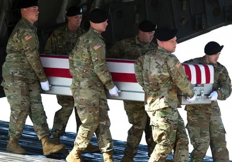 کشته شدن یک نظامی آمریکایی در افغانستان