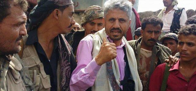 تظاهرات نیروهای یمنی در مرزهای عربستان برای بازگشت به استان های خود