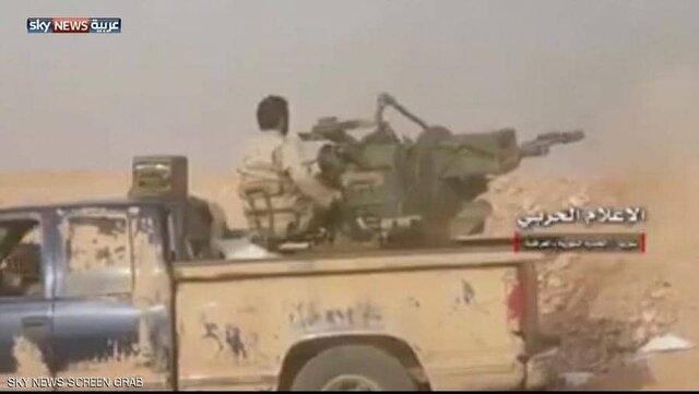 حملات جنگنده های ناشناس به شرق سوریه