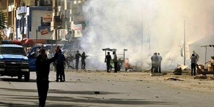 دو انفجار در کرکوک پنج زخمی و یک کشته بر جای گذاشت