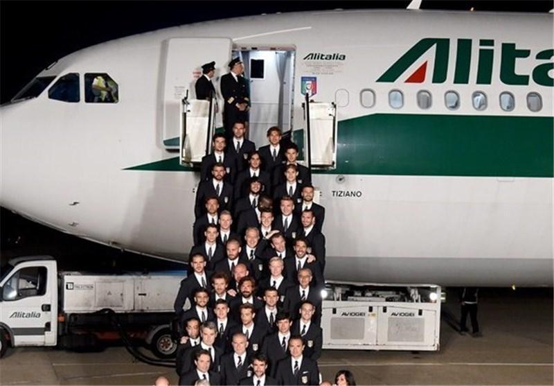 دودستگی بازیکنان تیم ملی ایتالیا در سفر به برزیل