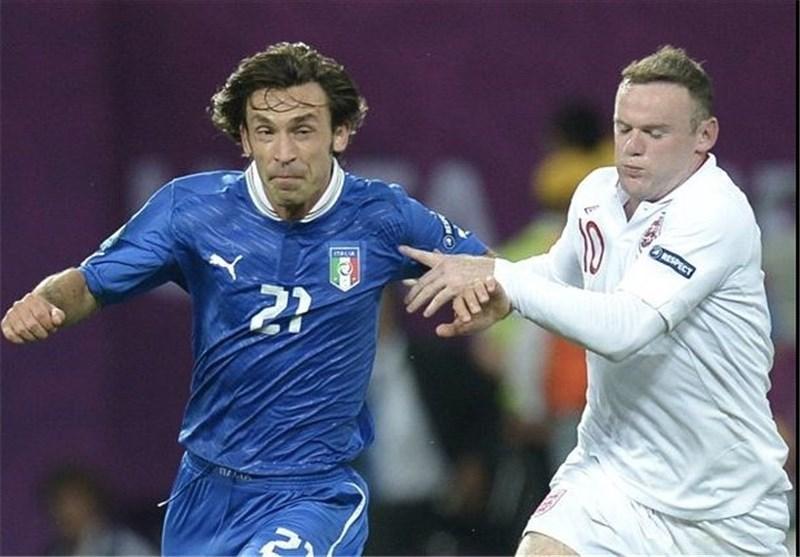 رونی: ایتالیایی ها باید نگران بازی با انگلیس باشد چون ما قویتریم