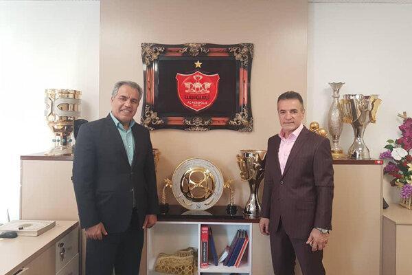 وضعیت عجیبی که مدیرعامل باشگاه پرسپولیس گرفتار آن شده است