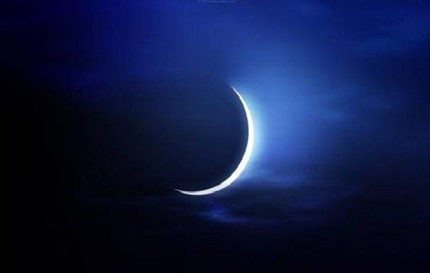 رؤیت هلال ماه صفر در شامگاه امشب