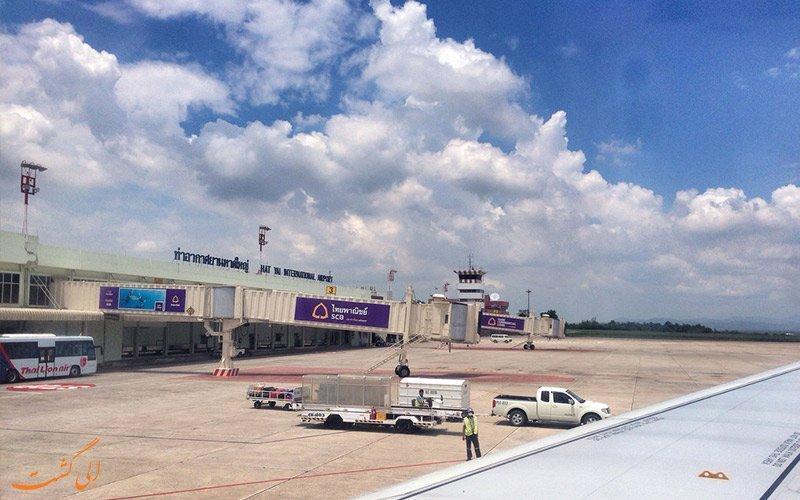 معرفی فرودگاه هات یای تایلند