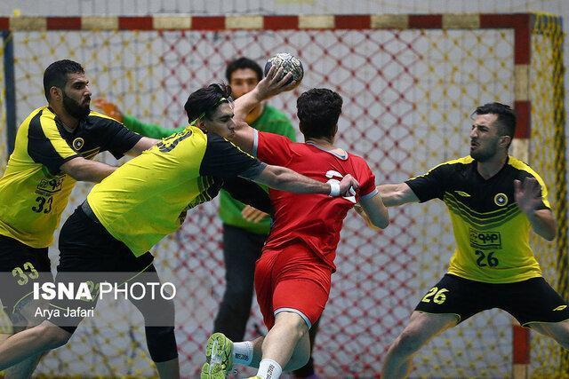 تیم هندبال زاگرس اسلام آباد به قهرمانی آسیا می رود