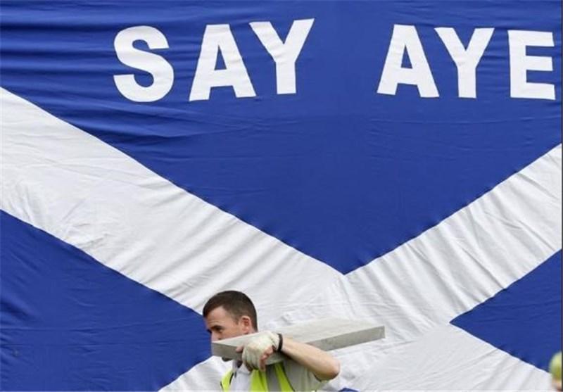 آزبورن: لندن حاضر است تا درباره اعطای قدرت و اختیارات جدید به اسکاتلند تصمیم گیری کند
