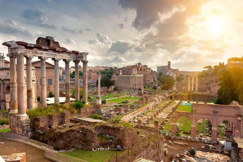 دیدنی های رم، پایتخت باستانی ایتالیا (قسمت دوم)