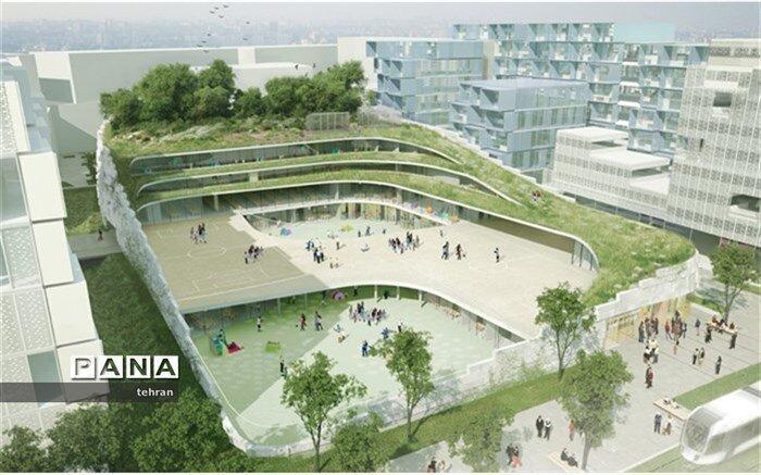 راه اندازی اولین مدرسه سبز کشور در پایتخت