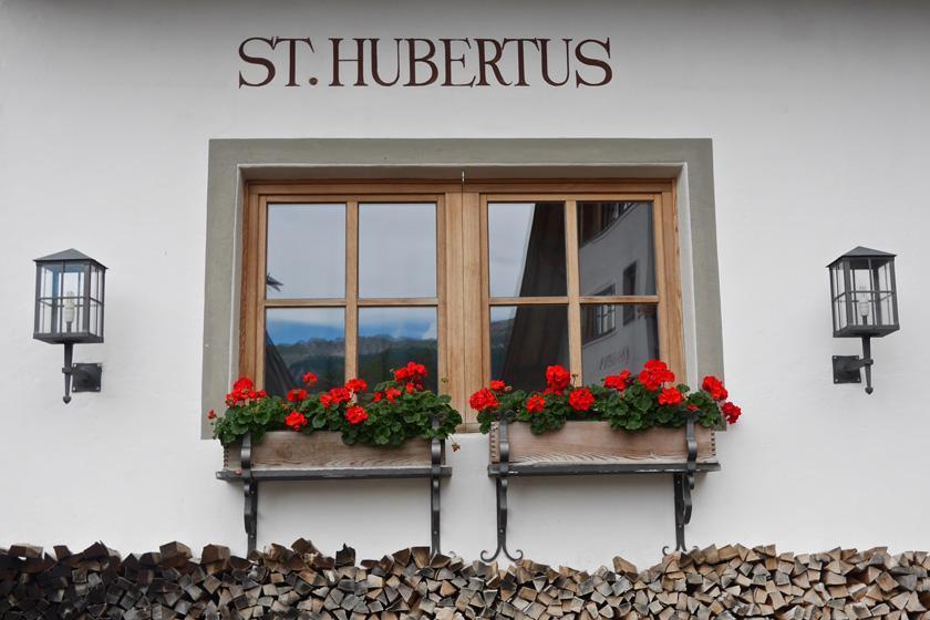 رستوران هوبرتوس، فضایی رویایی در کوهستان های شمال ایتالیا