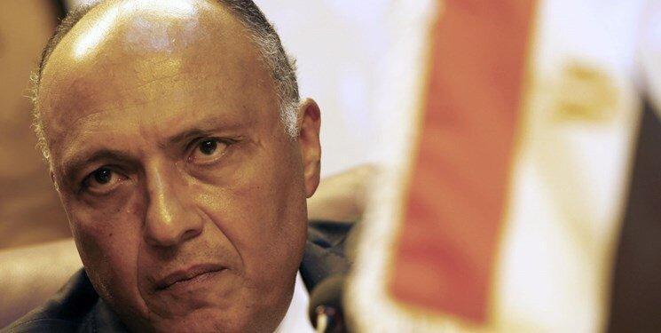 ادامه درگیری های لفظی بین قاهره و آنکارا؛ پاسخ وزیر خارجه مصر به اردوغان