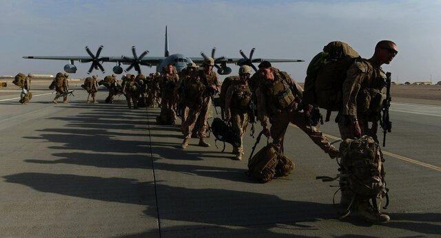 پنتاگون: حدود 600 نظامی آمریکا در سوریه باقی می مانند، جانشین بغدادی را زیر نظر داریم