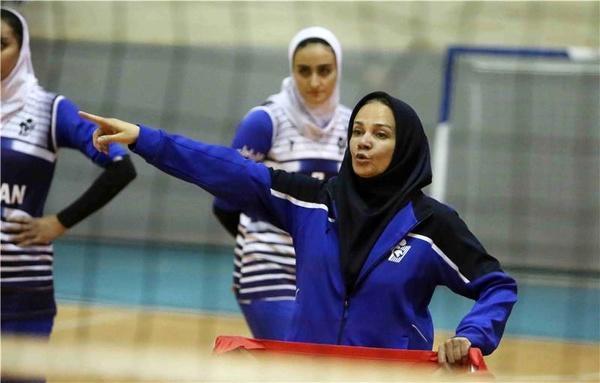 شعبانیان سرمربی تیم والیبال بانوان ایران شد