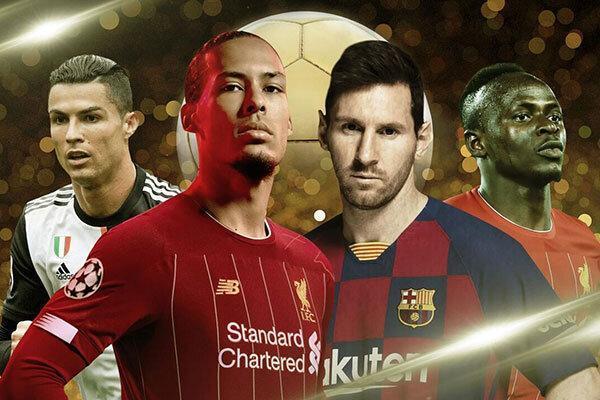 فوتبالیست های مشهور چقدر دی اکسید کربن منتشر می کنند؛ مسی و فن دایک در صدر ، فهرست بازیکنان