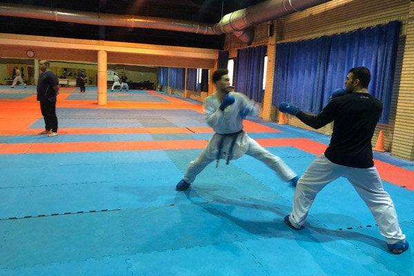 حذف پنج کاراته کای ایران، آسیابری به رده بندی رسید