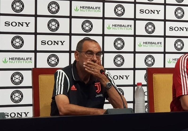 ساری: نرسیدن لاتزیو به فصل جاری لیگ قهرمانان اروپا عجیب بود، اخیرا از مسابقاتمان لذت می بریم