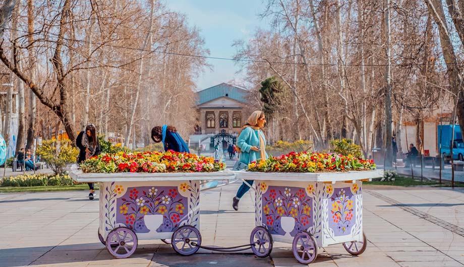 10 شهر دیدنی ایران برای سفرهای نوروزی