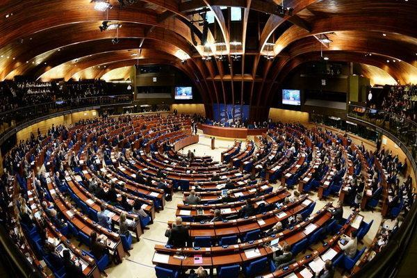 شورای اروپا روسیه را تحریم کرد