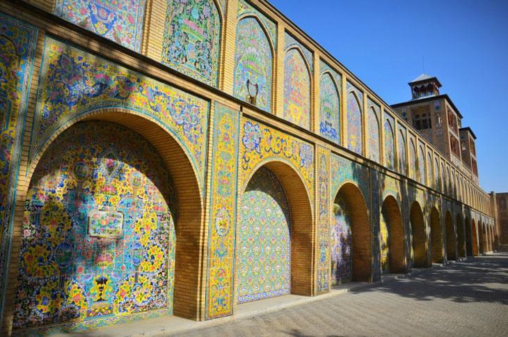 کاخ گلستان-تهران-ایران