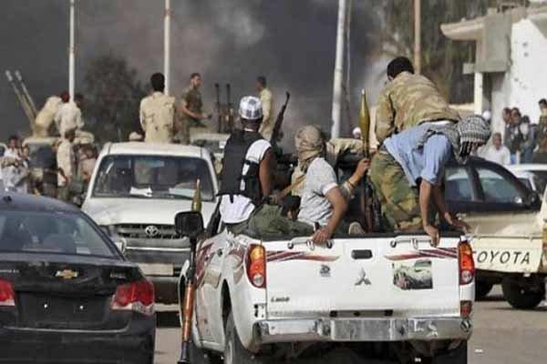 دولت وفاق ملّی لیبی: شبه نظامیان خارجی در صفوف ما نیستند