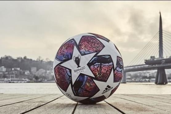رونمایی از توپ فینال لیگ قهرمانان 2020 اروپا (عکس)