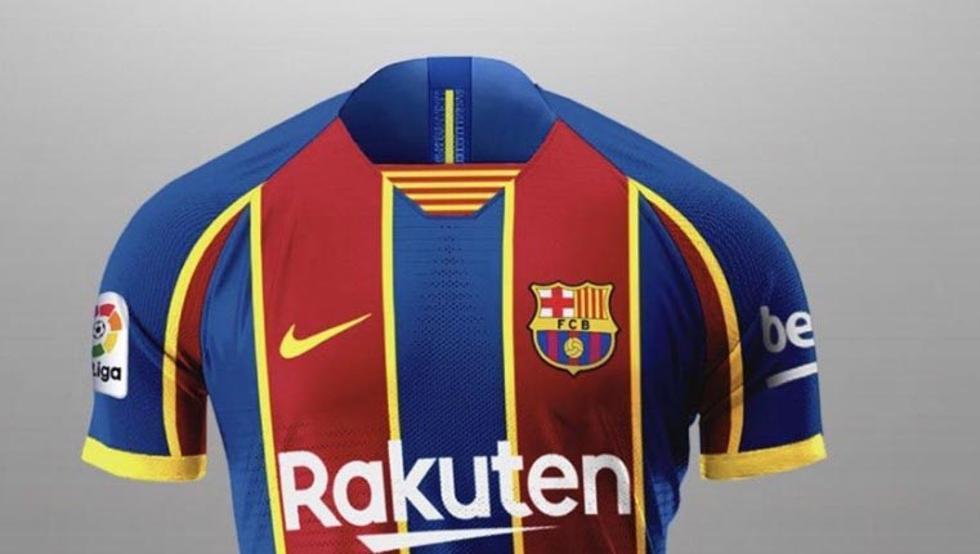 کیت فصل آینده بارسلونا