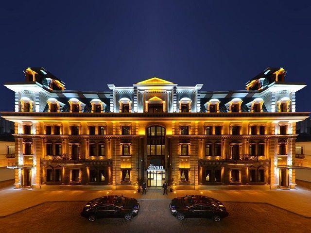 هتل دیوان سوئیتس باتومی و عکس و رزرو