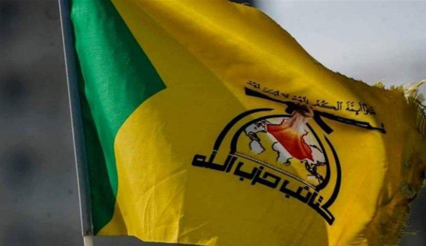 حزب الله عراق: اشغالگران آمریکایی را از کشور بیرون می کنیم