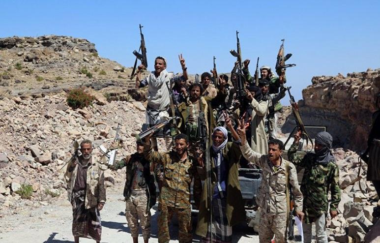 سیطره ارتش یمن بر بزرگترین اردوگاه نظامی ائتلاف سعودی در مأرب