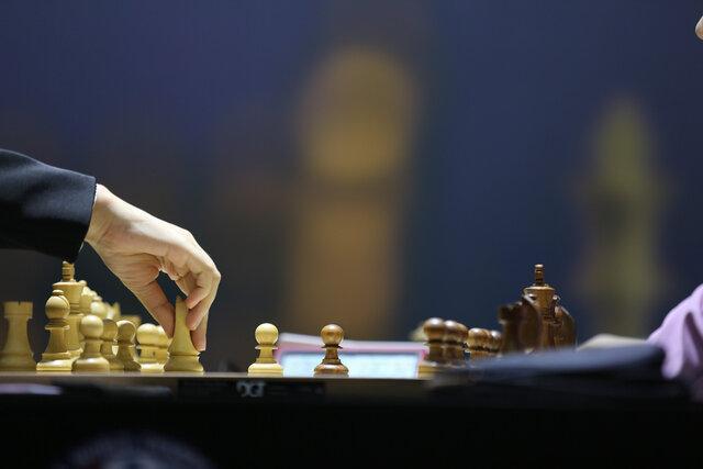 شکست شطرنج بازان ایران مقابل قزاقستان