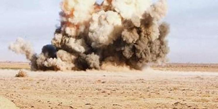انفجار یک مین در سوریه جان دو کودک را گرفت