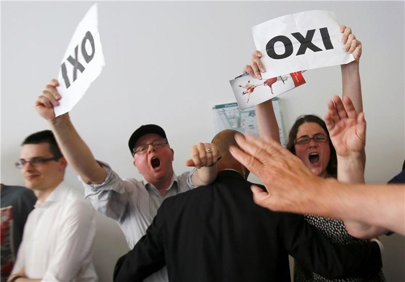قصه نه یونانی ها و غصه اروپایی ها