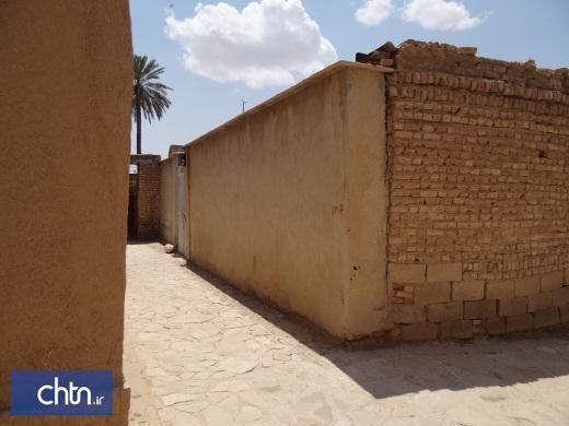 بازسازی جداره های بافت تاریخی روستایی نوبندگان فسا