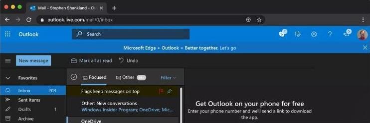مایکروسافت کاربران را به استفاده از مرورگر اج تشویق می کند