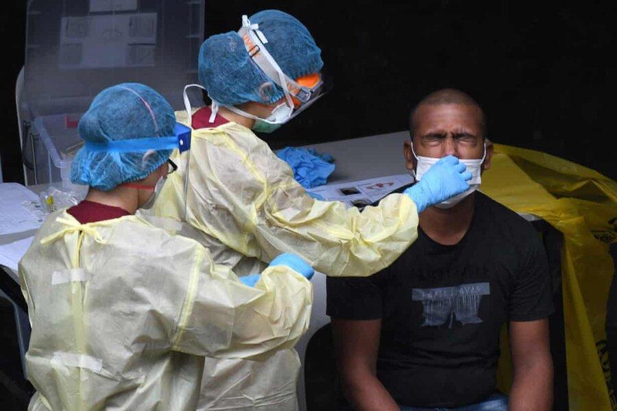 شمار موارد ثابت شده عفونت کرونا در جهان از 3 میلیون گذشت ، واکسیناسیون سایر بیماری ها به تاخیر افتاده است