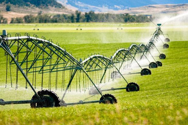 سیستم آبیاری هوشمند باغ طراحی شد