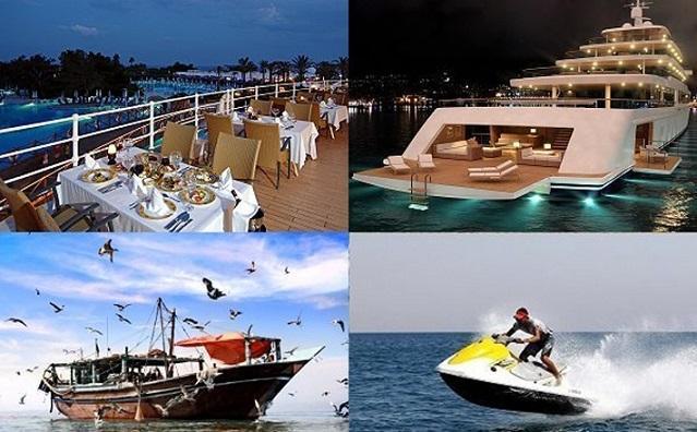 بومگردی و دریا دو نقطه قوت گردشگری مازندران