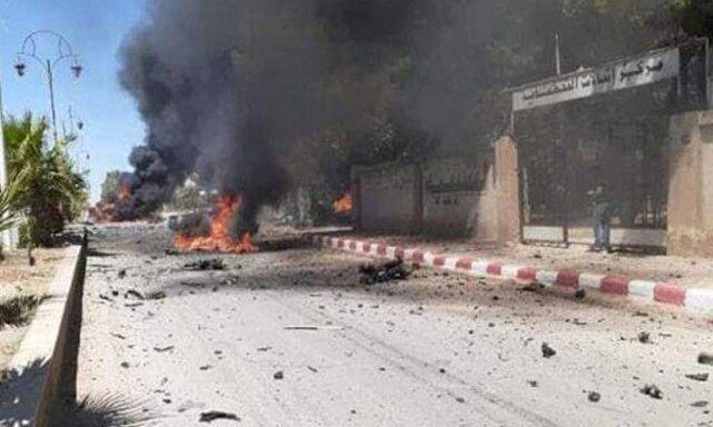انفجار در شمال سوریه