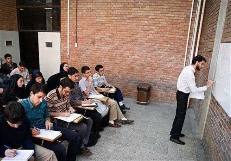 امکان لغو امتحانات حضوری دانشجویان و تخفیف شهریه