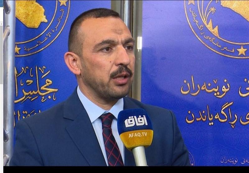 عراق، تاکید نماینده ائتلاف الفتح بر تماس دولت با مجلس درباره گفت وگو با آمریکا
