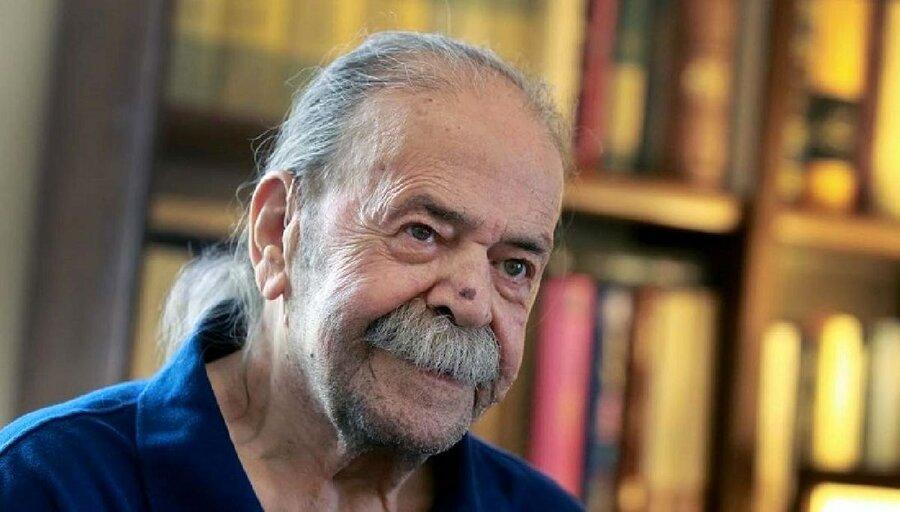 فیلم ، آوازخوانی زنده یاد محمدعلی کشاورز